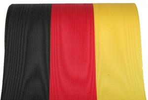 Mit Deutschlandband zum richtigen EM-Feeling - nationalband