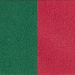 Vereinsband grün-rot, Portugal, 15 mm - vereinsband