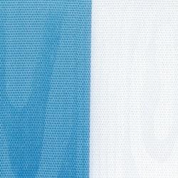 Vereinsband hellblau-weiß, 15 mm - vereinsband, nationalband