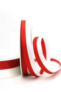 Vereinsband rot-weiss