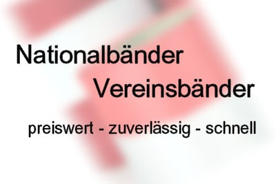 Nationalbänder